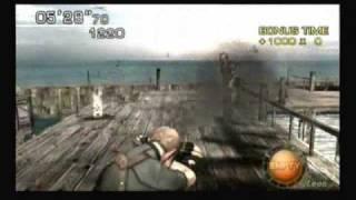 Resident Evil 4 Mercenaries  - Benny Hill