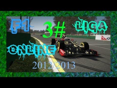 F1 2012/ Online-Liga Commentary german/ China (Shanghai)/ Gameplay/ 100%/ 3#