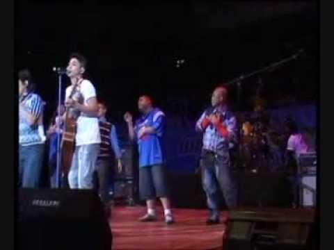 UNGU TEAMLO Live in hong kong Sponsor Bank Mandiri in 2007