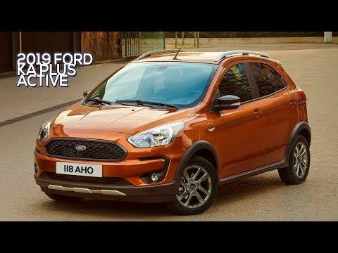 Ford Ka Plus Active