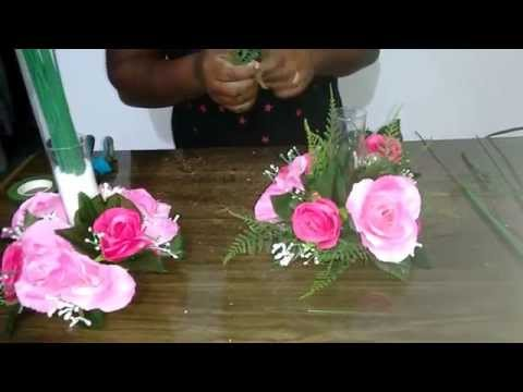 Arranjo Decorativo Suspenso - por Corina Waiиз YouTube · Длительность: 21 мин11 с