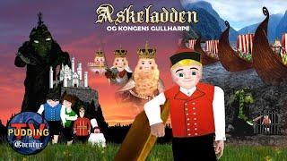 Askeladden og kongens gullharpe - Folkeeventyr