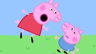 Peppa Wutz  Zusammenschnitt   Peppa Pig Deutsch Neue Folgen   Cartoons für Kinder