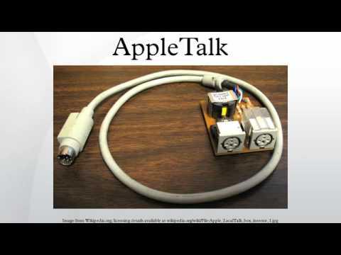 AppleTalk - YouTube