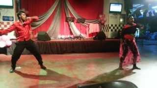 (Silver Step Dancers) Othakallu + Dindukallu + Sangili Bungili