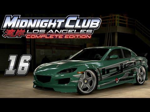 "Midnight Club Los Angeles | Episodio 16 | ""Motor Rotativo"""