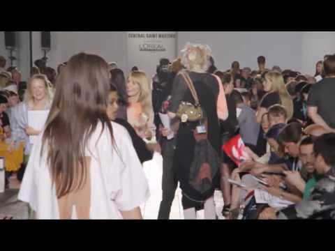 CSM Fashion Show 2017 live stream playback (no audio)