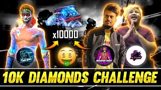 10000 DIAMONDS CHALLENGE WITH @Assassins ARMY & @2B Gamer - BADLA WITH 2B GAMER || TONDE GAMER