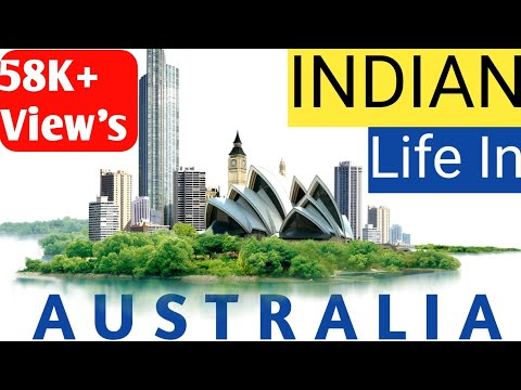 How Indians Lives In Australia | Indians Life In Australia