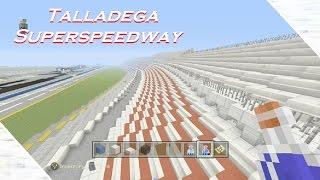 Miencraft Speedway-Talladega Superspeedway