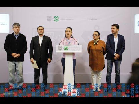 Presentación de la Unidad de Género de la Secretaria de Seguridad Ciudadana