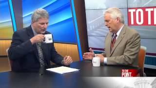 Sen Goeff Hansen on  WOOD TV's To The Point Show June 14 2015