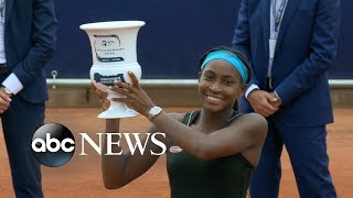 Coco Gauff and US gymnast, test positive for COVID-19 just 4 days ahead of Olympics