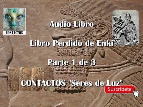 """audio-libro-""""el-libro-perdido-de-enki""""-primera-parte-(español-latino)"""