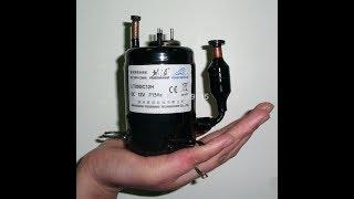 Автомобильный компрессорный холодильник 12/220В.Обьем 15L.Обзор Часть 1.