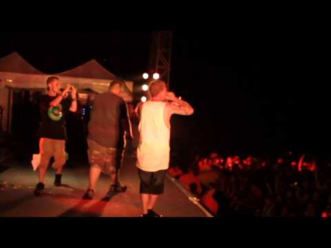 Lil Wyte & Jelly Roll - Break The Knob Off LIVE - The Gathering 2013