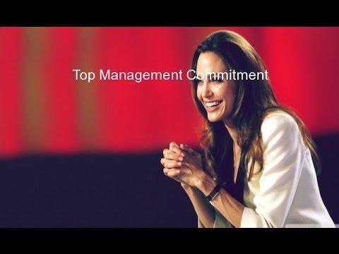 Top Management Commitment