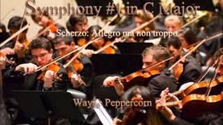 Peppercorn Symphony #1 in C Major: 3. Scherzo allegro ma non troppo