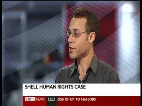 remember saro-wiwa on BBC News 24