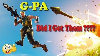 "G-PA-Fortnite Funny videos""Did I Get Them? or NOT?"