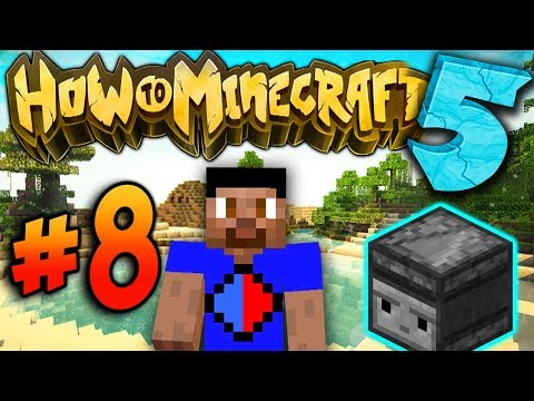 OBSERVER BLOCKS! - How To Minecraft S5 #8