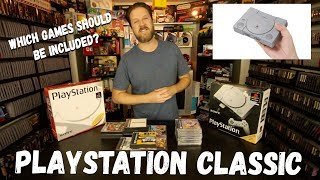 PlayStation Classic - First Impressions - Games, Value & Will I Buy It?