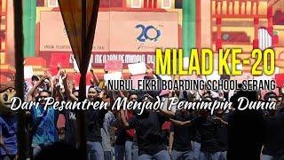 Kemeriahan Penuh Hikmah   Peringatan MILAD ke 20 NFBS Serang Banten