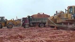 XGMA Wheel loader compete with Excavator in Malaysia PArt II