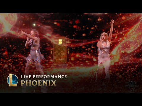 Phoenix - Opening Ceremony Presented by Mastercard | 2019 World Championship Finals