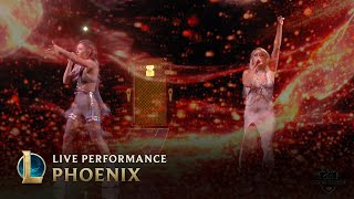 Download Phoenix - Opening Ceremony Presented by Mastercard | 2019 World Championship Finals Mp3 and Videos