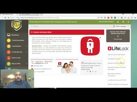 LifeLock Product With FES Financial Education Services