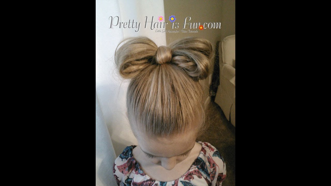 Pretty hair is fun