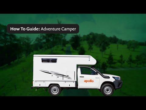 Apollo Australia How To Guide Video – Adventure Camper