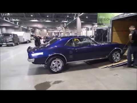 Un peu de sons au salon de l'auto sport de Québec 2015 !!