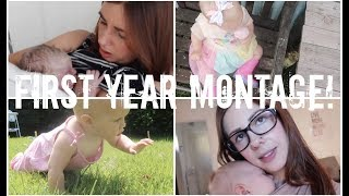 one year of Roma!   first year montage   KERRY CONWAY