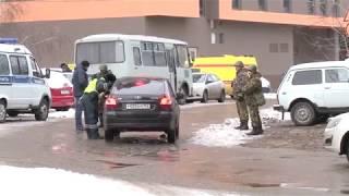 Учения по лквидации террористов в Нижнем Новгороде