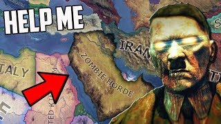 What If Zombies Won WW2?! HOI4
