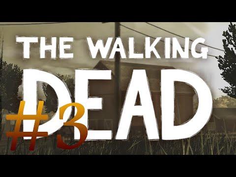 Let's play: The walking dead - #3 Meetin' Folk