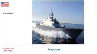 Freedom vs Milgem, Navy Corvette performance  comparison