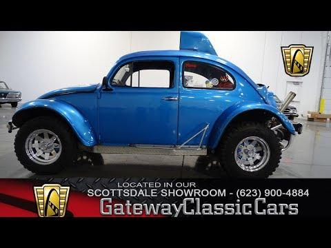 1964 Volkswagen Baja Beetle, Gateway Classic Cars Scottsdale #278