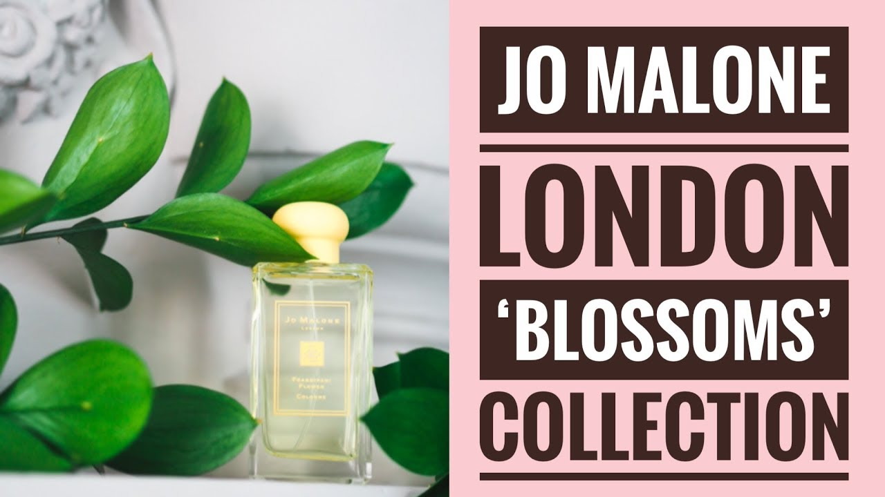 7038faa61ae1 Jo Malone London 'Blossoms' Collection & 'Frangipani Flower' Perfume review