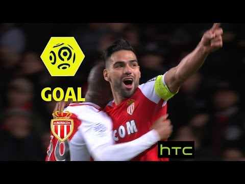 Goal Radamel FALCAO (81') / AS Monaco - OGC Nice (3-0)/ 2016-17