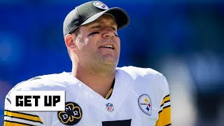 Ben Roethlisberger, Steelers will feel effects of losing Antonio Brown and Le'Veon Bell | Get Up