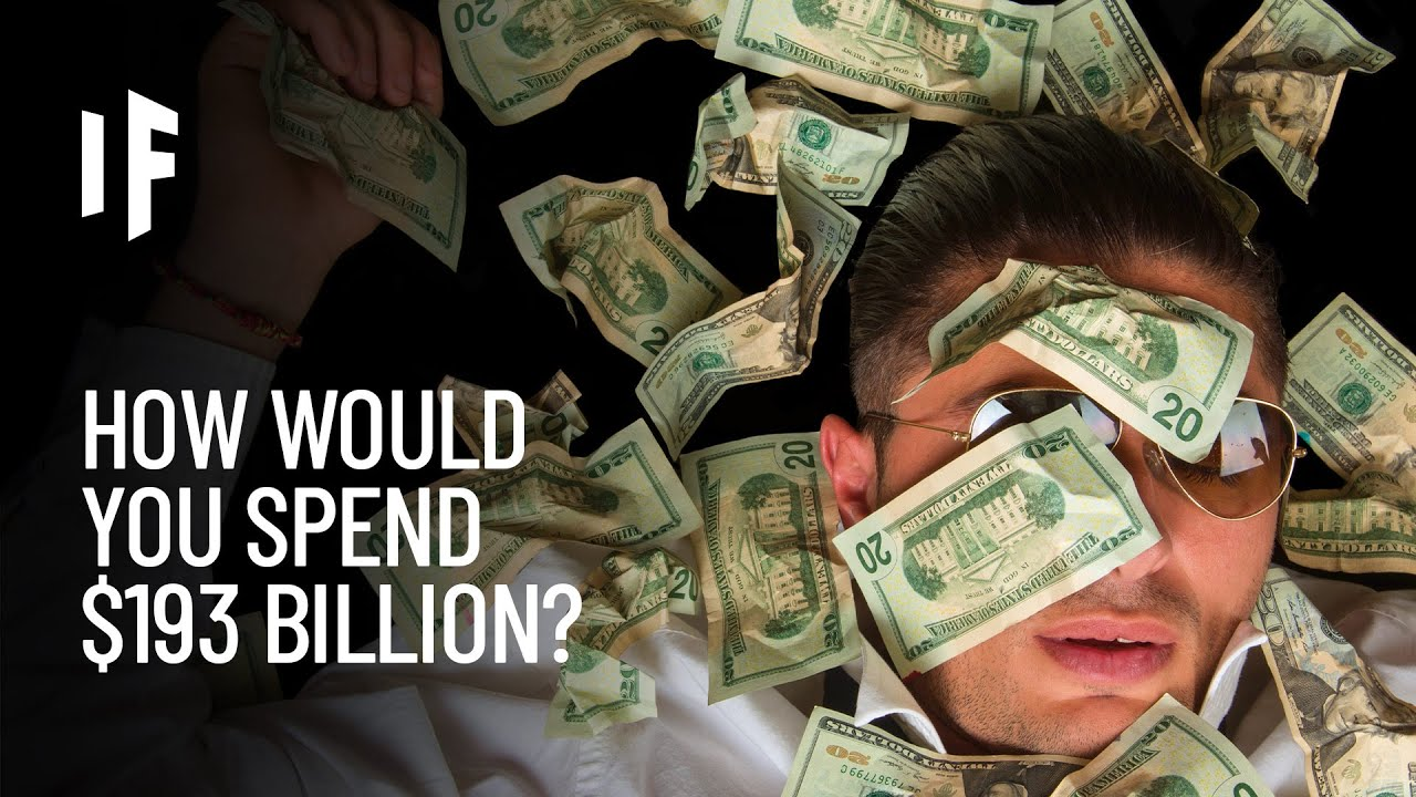 What If You Had as Much Money as Jeff Bezos?