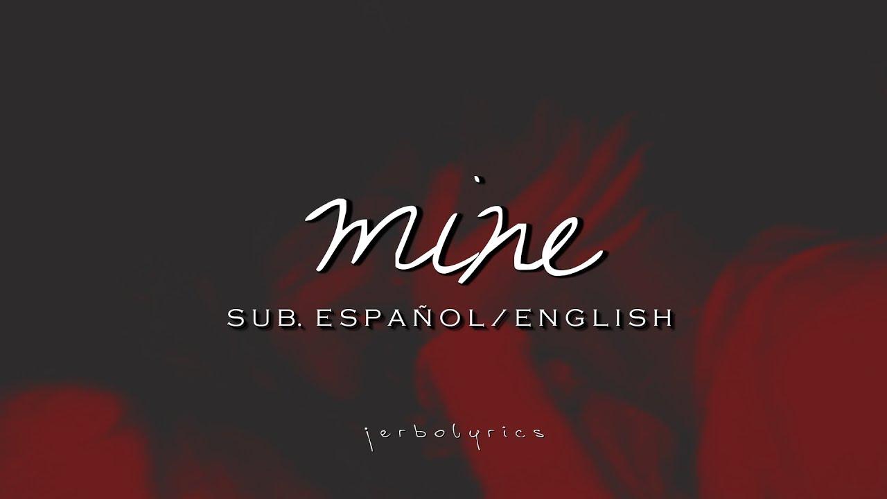 mine bazzi letra en ingles y español