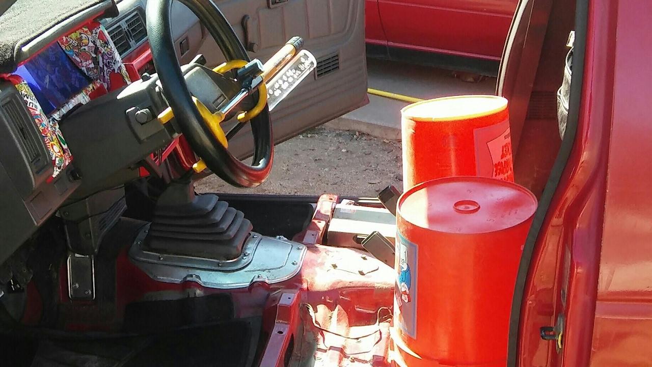 Bucket Seats For Nissan Hardbody