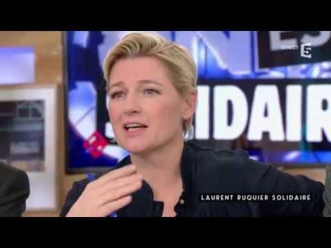 Laurent Ruquier Solidaire - C à vous - 18/11/2015