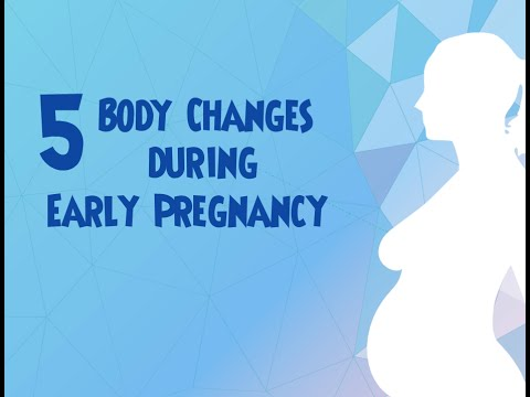 Pregnancy as well as your Body It'll Change You against Mind to Foot