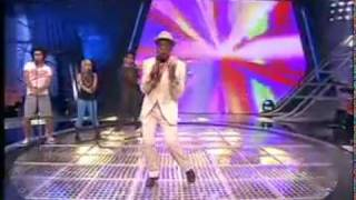Billy Paul - Your Song - Canta com os finalistas do Ídolos - 10/12/2009
