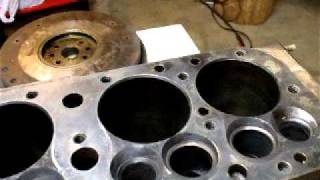 1945 Ford 2N Rebuild (Video#9) Sleeve Removel
